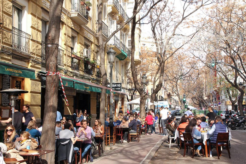 leukste wijken Valencia Ruzafa