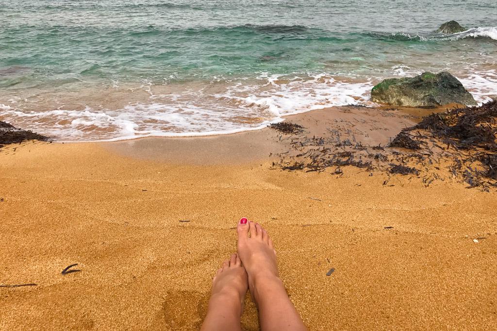 san blas stranden gozo