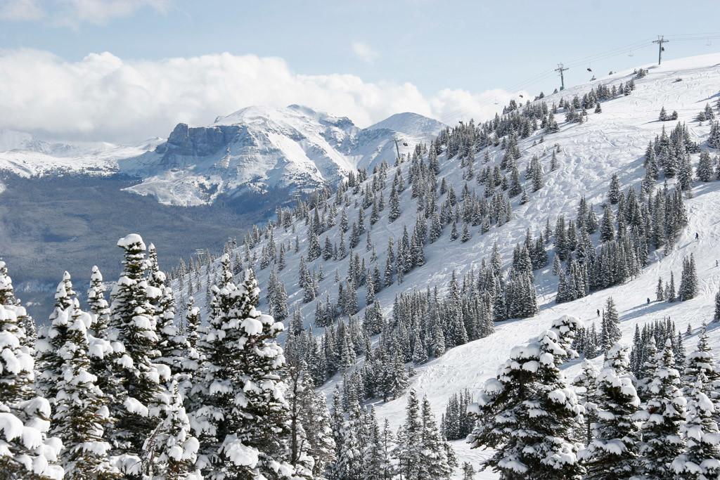 skien in jasper canada
