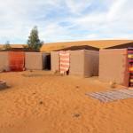 Erg Chebbi: overnachten in de woestijn in Marokko