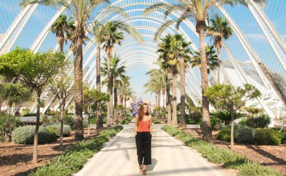 stedentrip Valencia Spanje