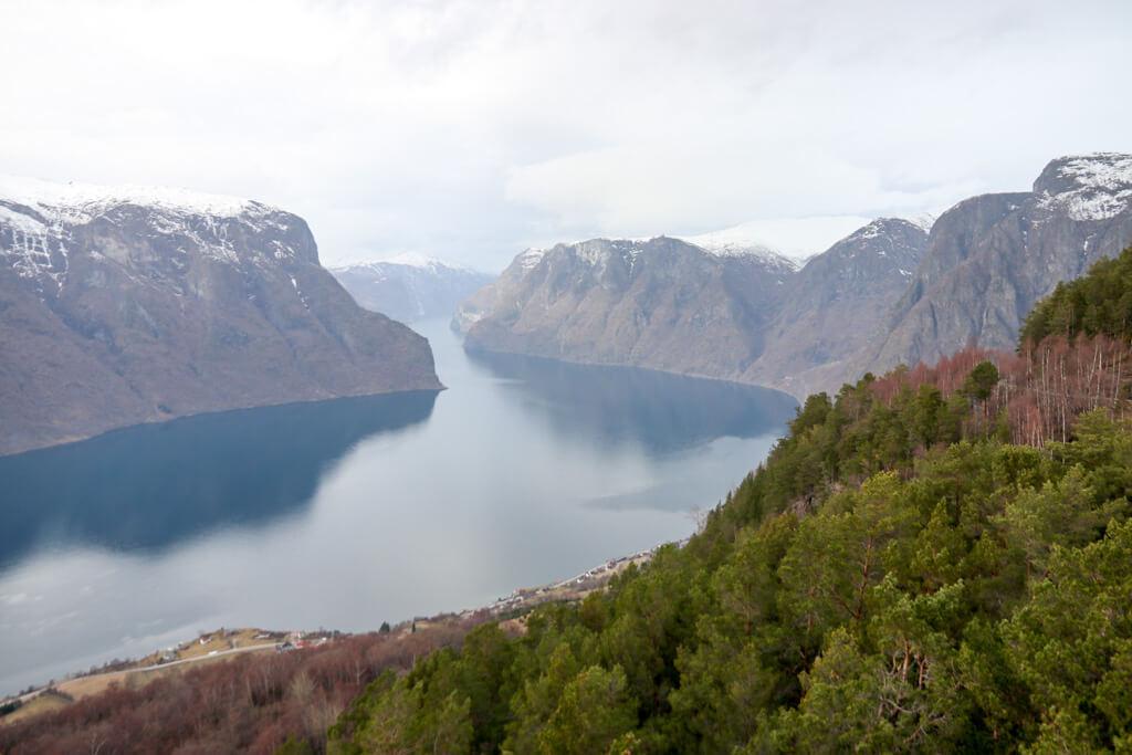 stegastein flam noorwegen
