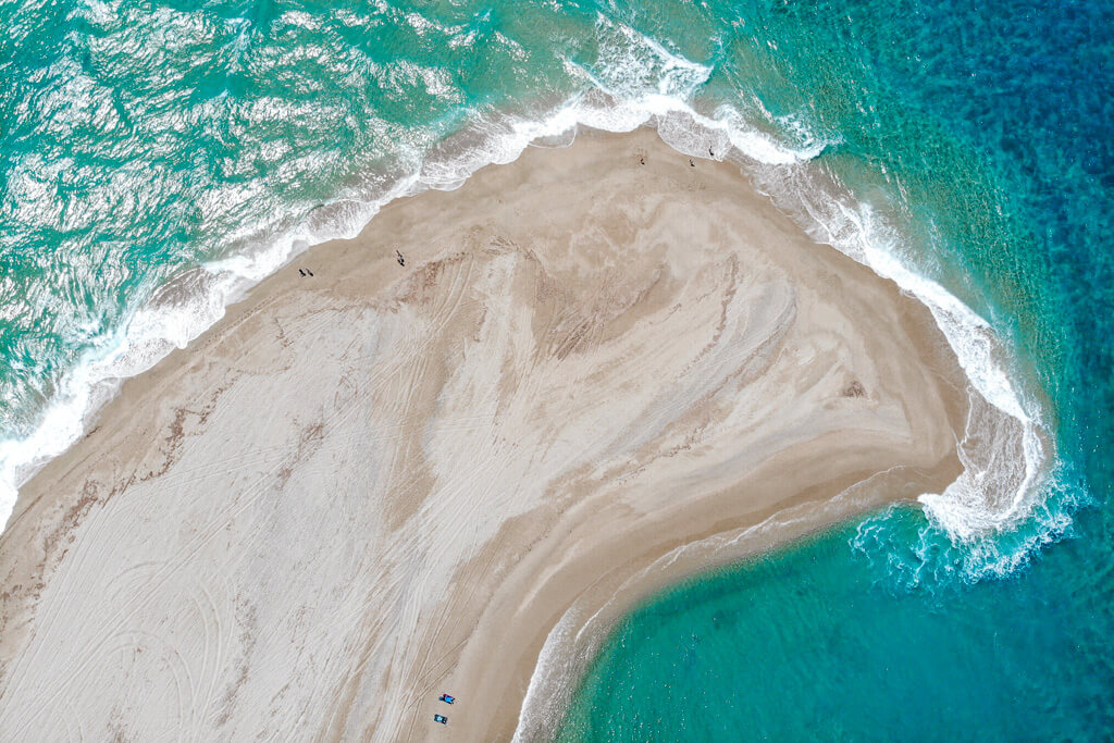 mooiste stranden van chalkidiki griekenland