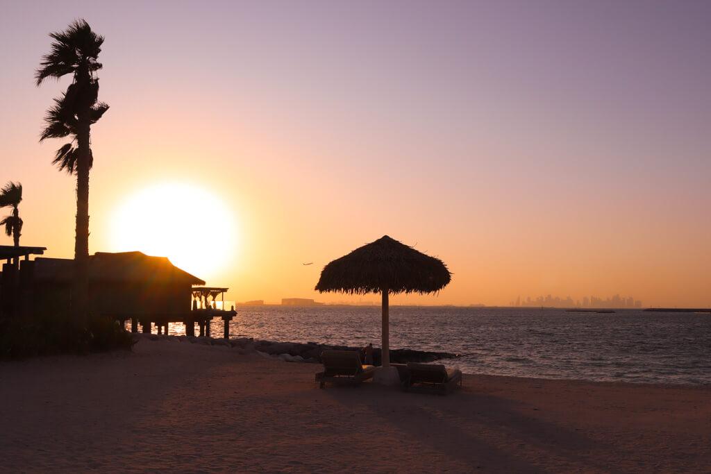 stranden doha