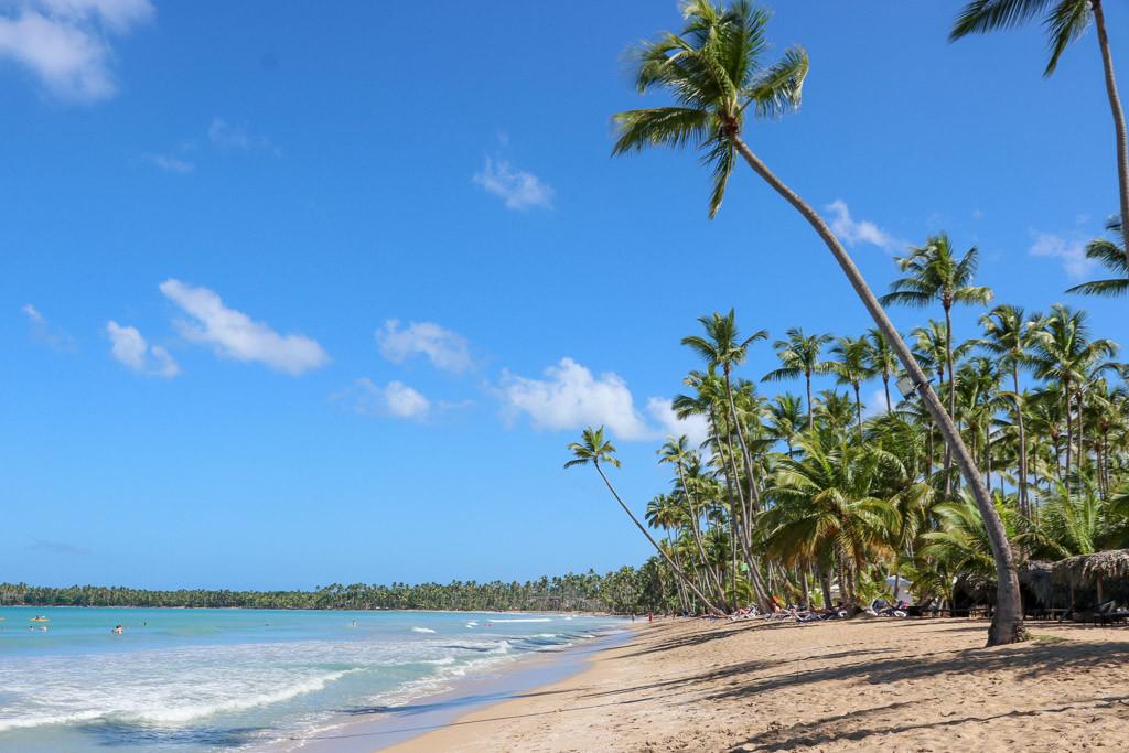 stranden samana las terrenas
