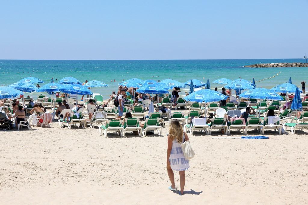 stranden tel aviv hoogtepunten