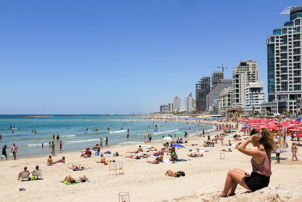 stranden tel aviv stedentrip