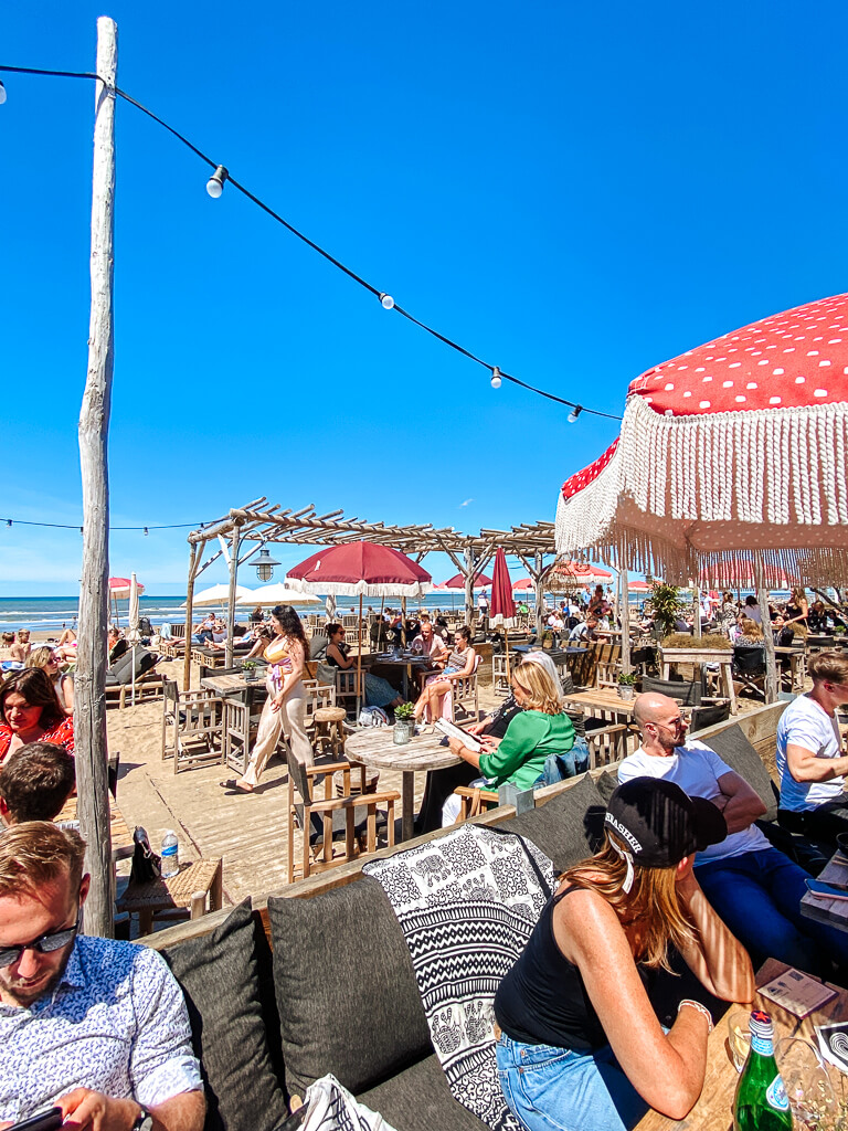strandtenten zandvoort ubuntu