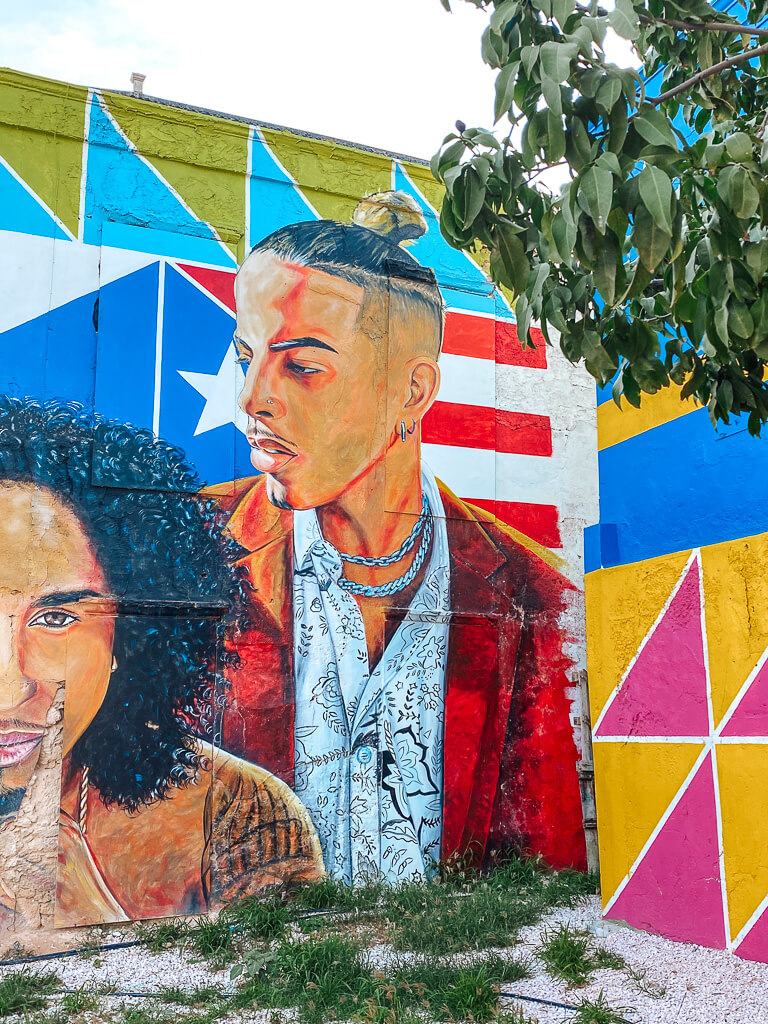 street art otrobanda