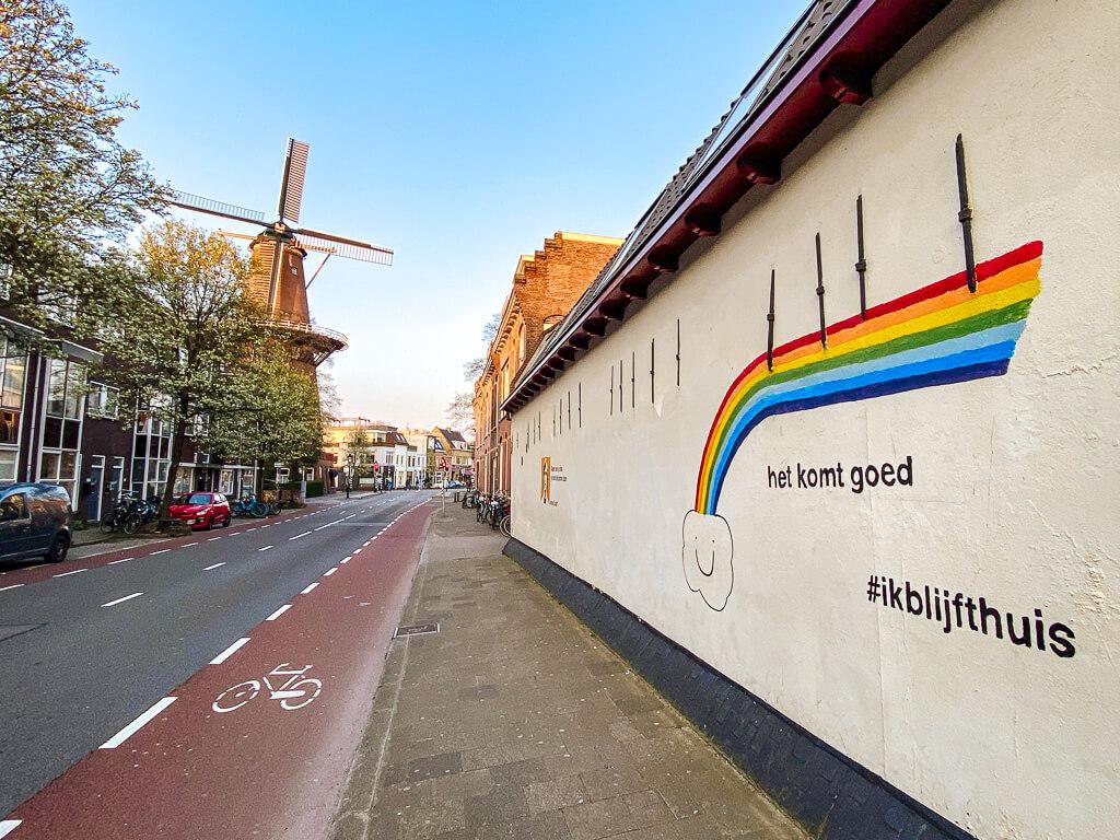 streetart in utrecht