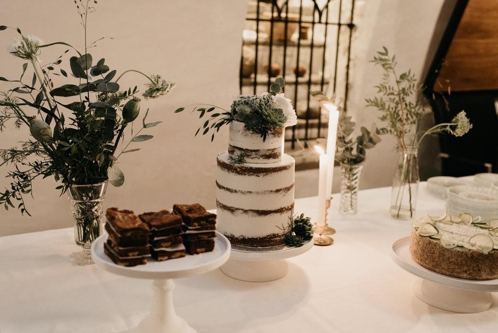 sweet table trouwen