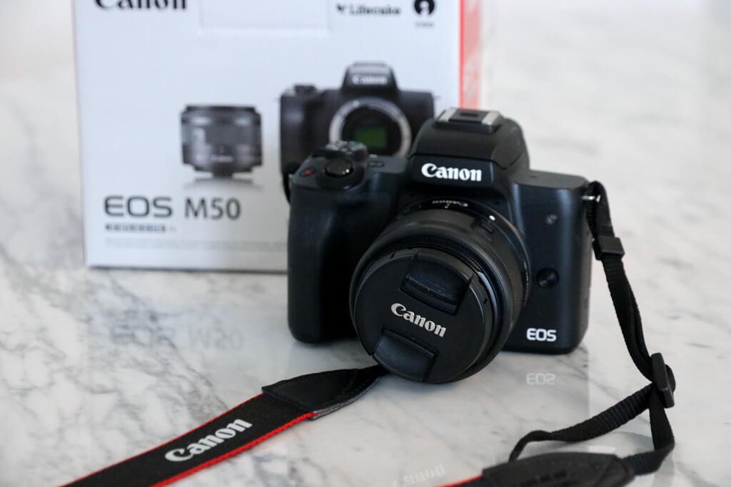 systeemcamera voor op reis