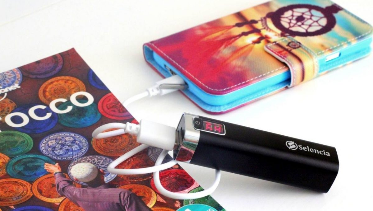 telefoon gadgets voor op reis