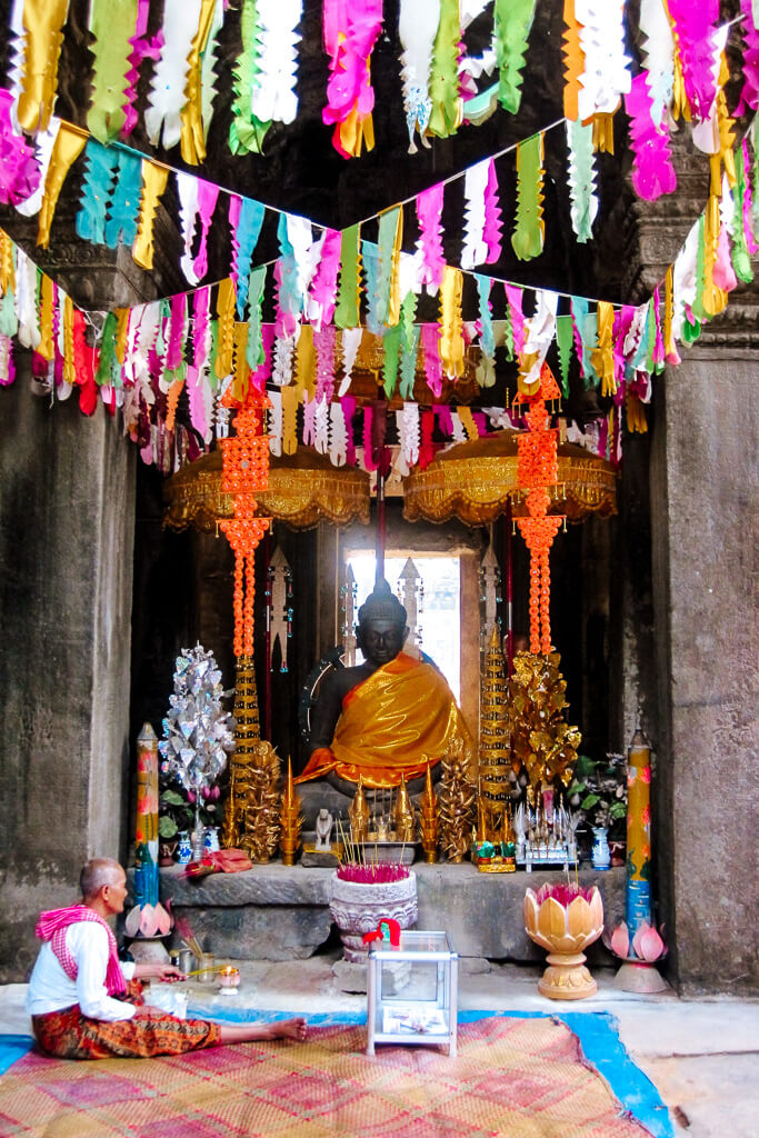 mooiste tempels cambodja