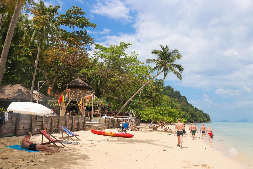 Thailand Koh Ngai