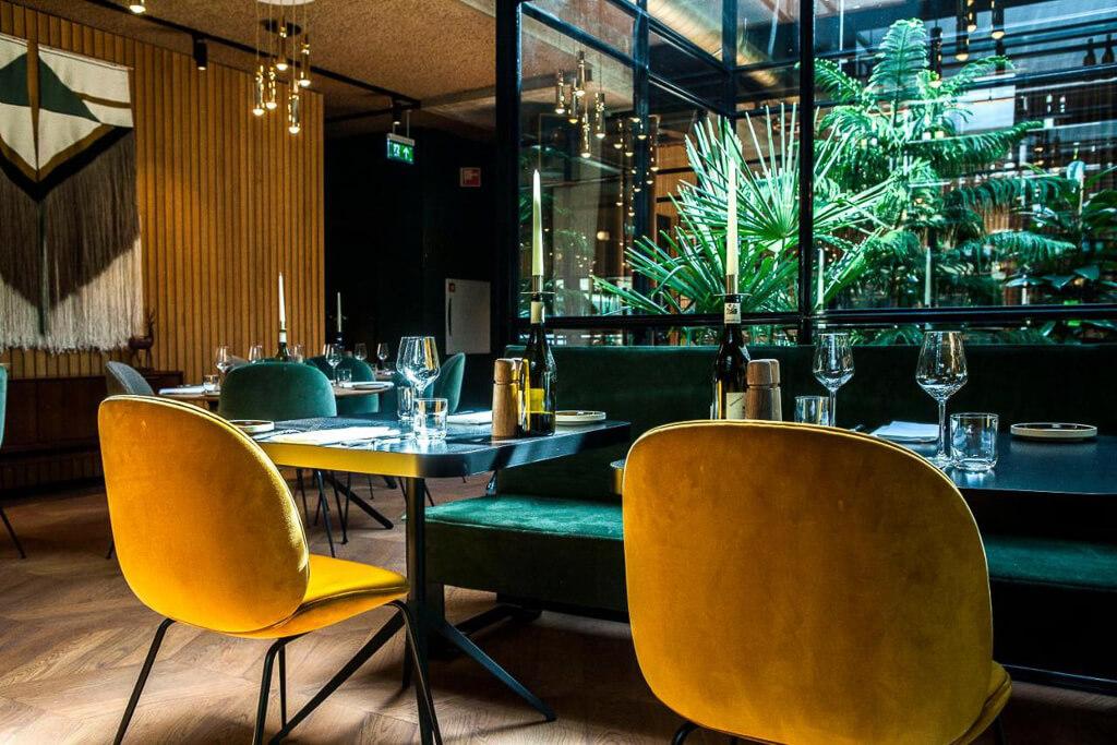 hotel diner nederland