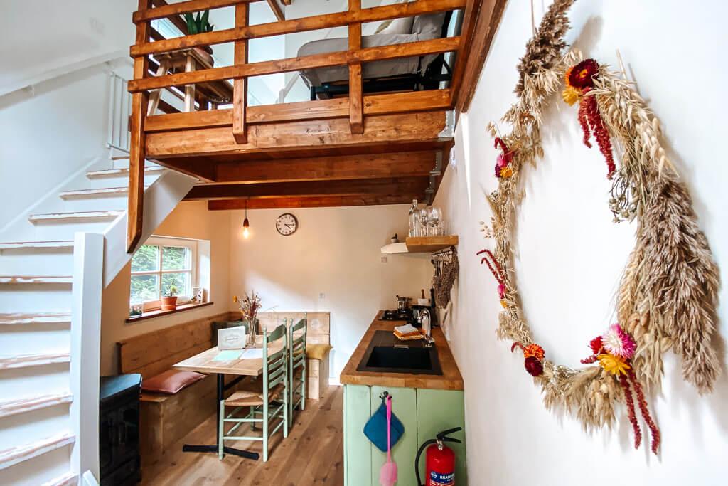 tinyhouse natuurhuisje nederland