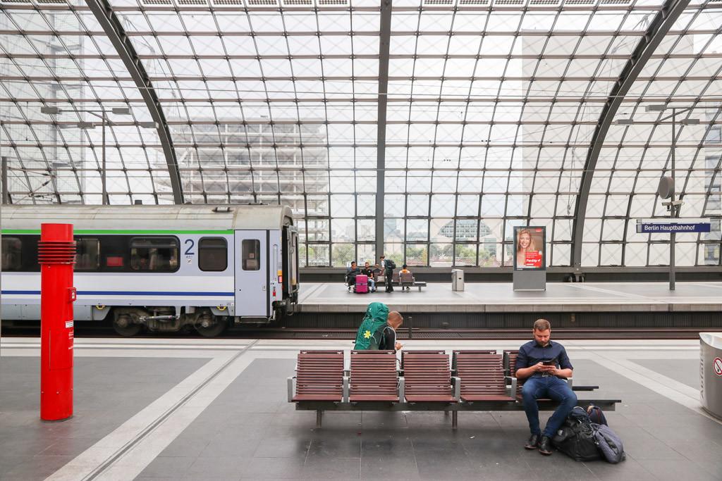 trein naar berlijn ervaringen