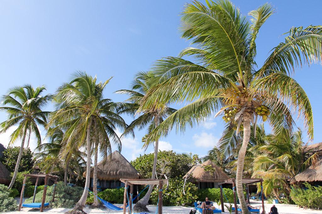 stranden yucatan mexico