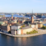 mooiste uitzicht stockholm