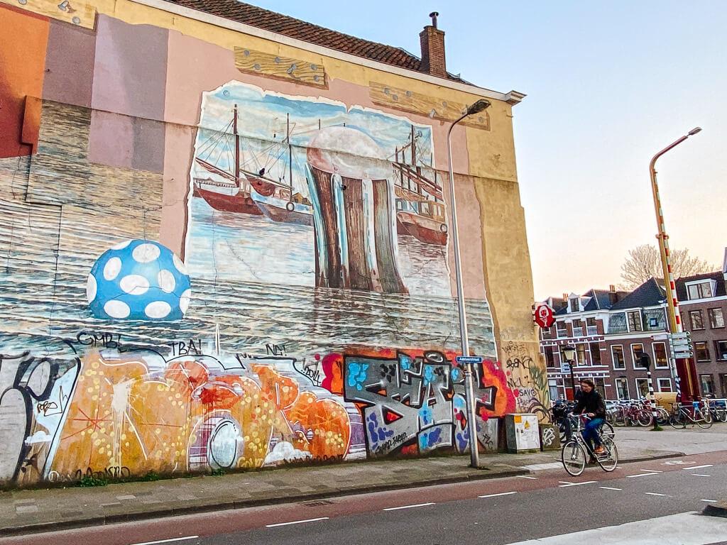 utrecht straatkunst