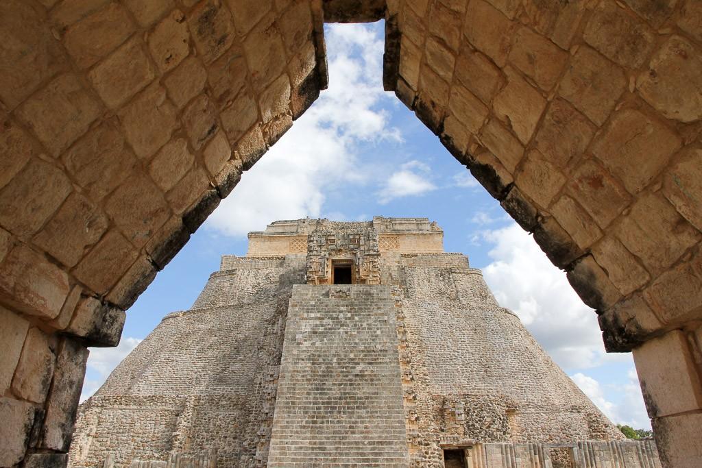 maya tempels mexico yucatan
