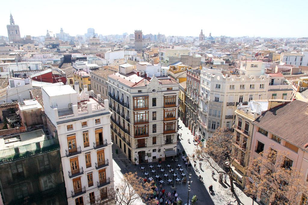bezienswaardigheden valencia Spanje