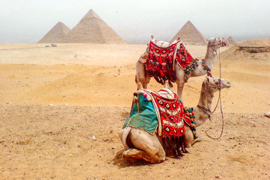 van sharm el sheikh naar piramiden