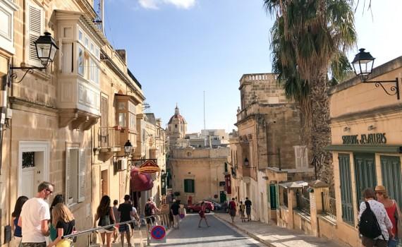 Stadjes Gozo Victoria Malta