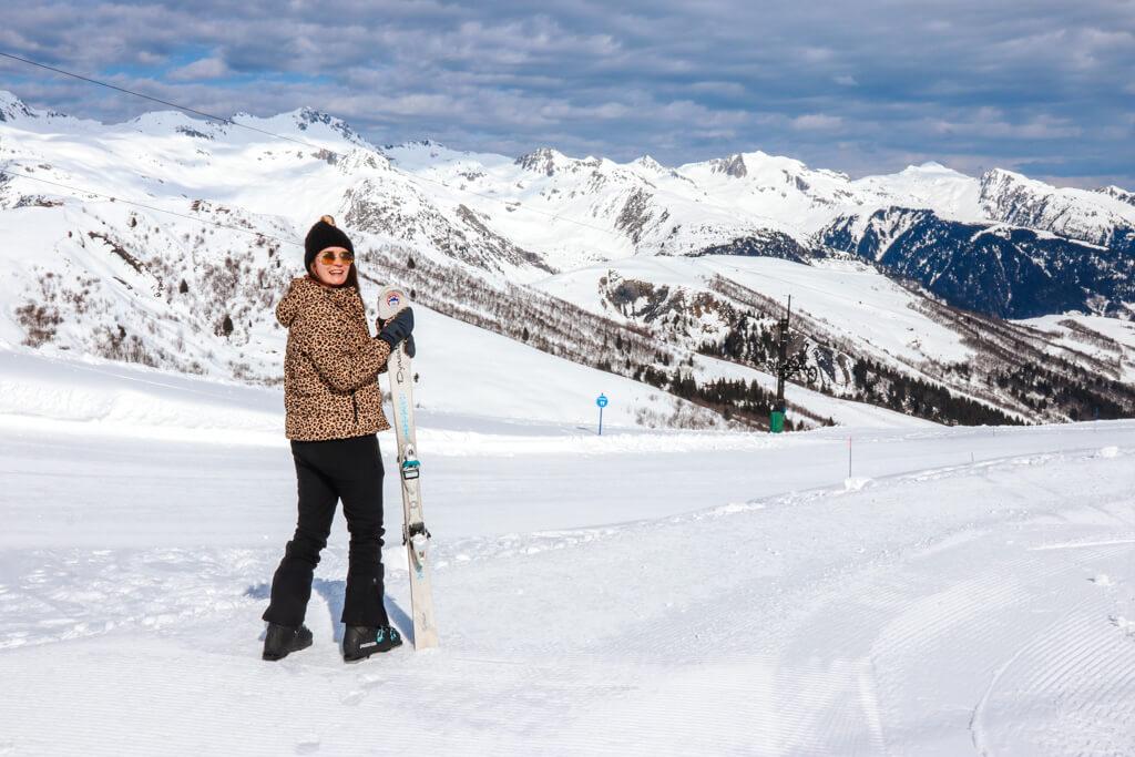 voor het eerst skien tips