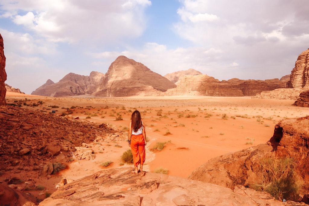 jordanie reis 2019