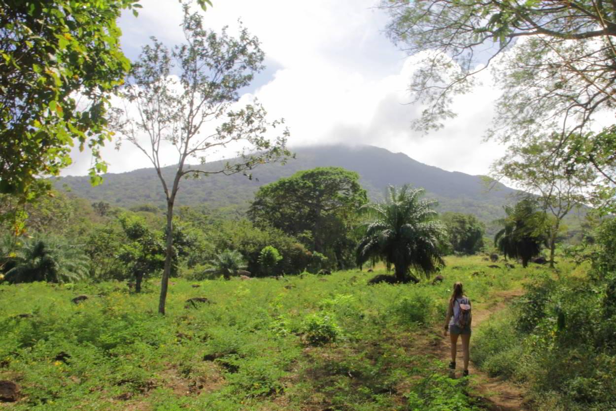 wandelen in nicaragua