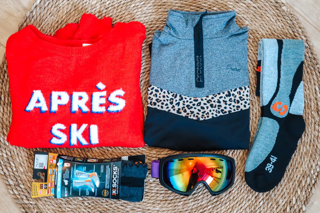 wintersport welke kleding