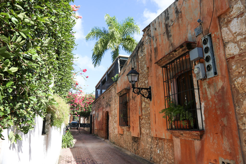 zona colonial santo domingo