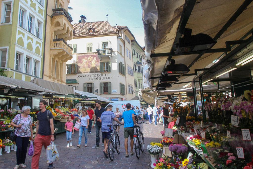 mooiste steden italie bolzano
